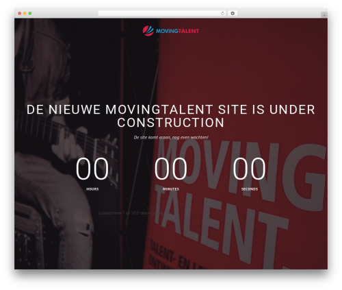 WordPress theme Etudes - movingtalent.org