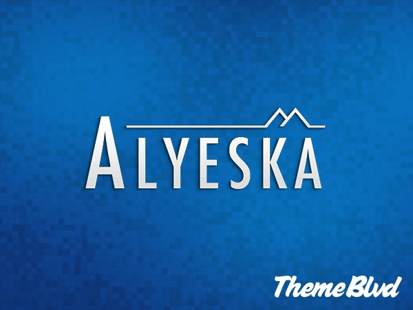 Alyeska WordPress template for business