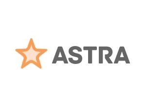Astratwo WordPress theme