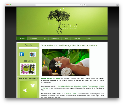 WordPress nivo-slider plugin - massage-paris12.fr