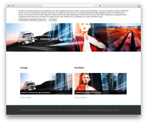 Inceptio theme WordPress - multisped.it