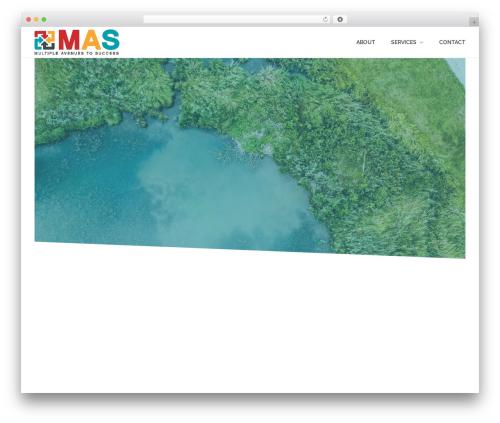 Phlox premium WordPress theme - multipleavenuestosuccess.com
