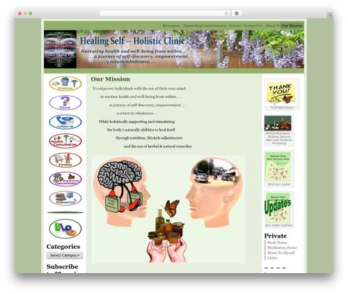 Atahualpa WordPress theme - wellnesstradingpost.com