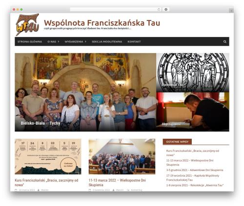 Free WordPress Awesome Flickr Gallery plugin - wftau.pl