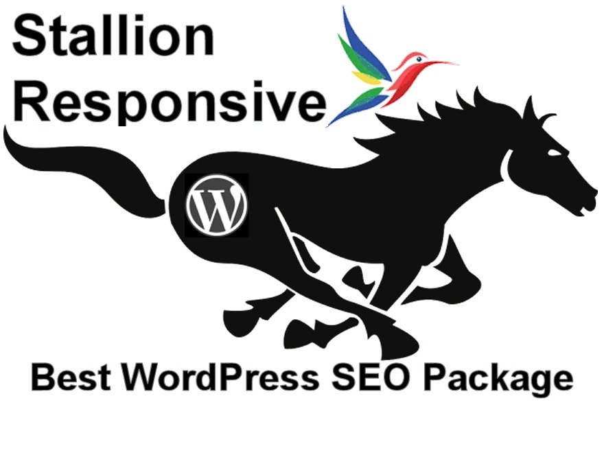 Best WordPress template Stallion Responsive