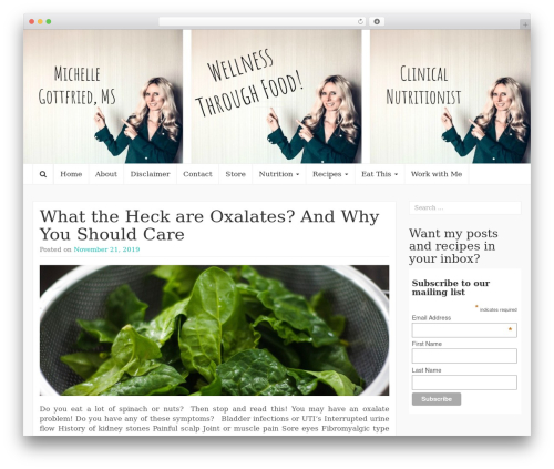 Free WordPress WP Ultimate Recipe plugin - wellnessthroughfood.com