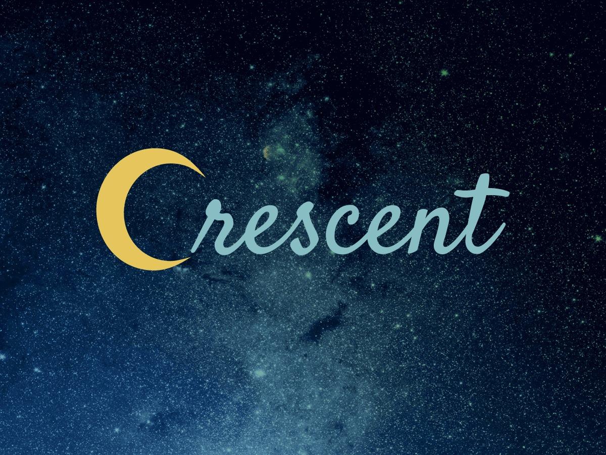 Crescent WordPress blog template