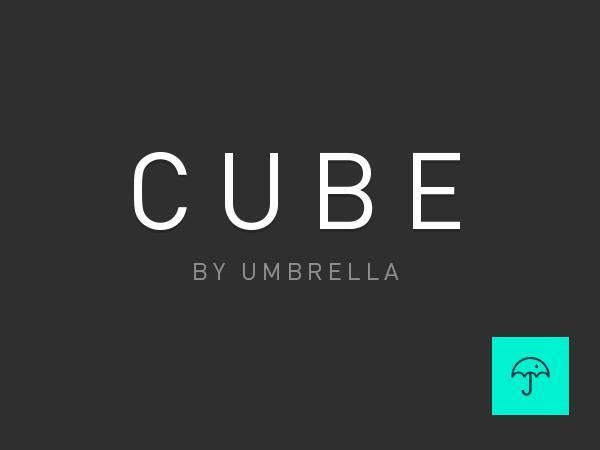 Cube best WordPress gallery
