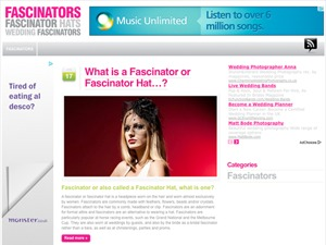 deLuxe WordPress theme