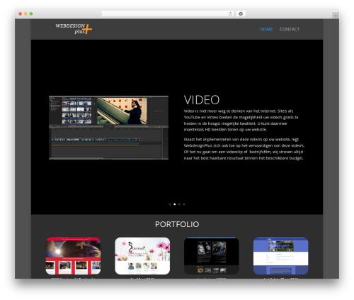 Free WordPress Carousel Slider plugin - webdesignplus.nl