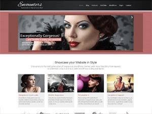 Encounters WordPress theme