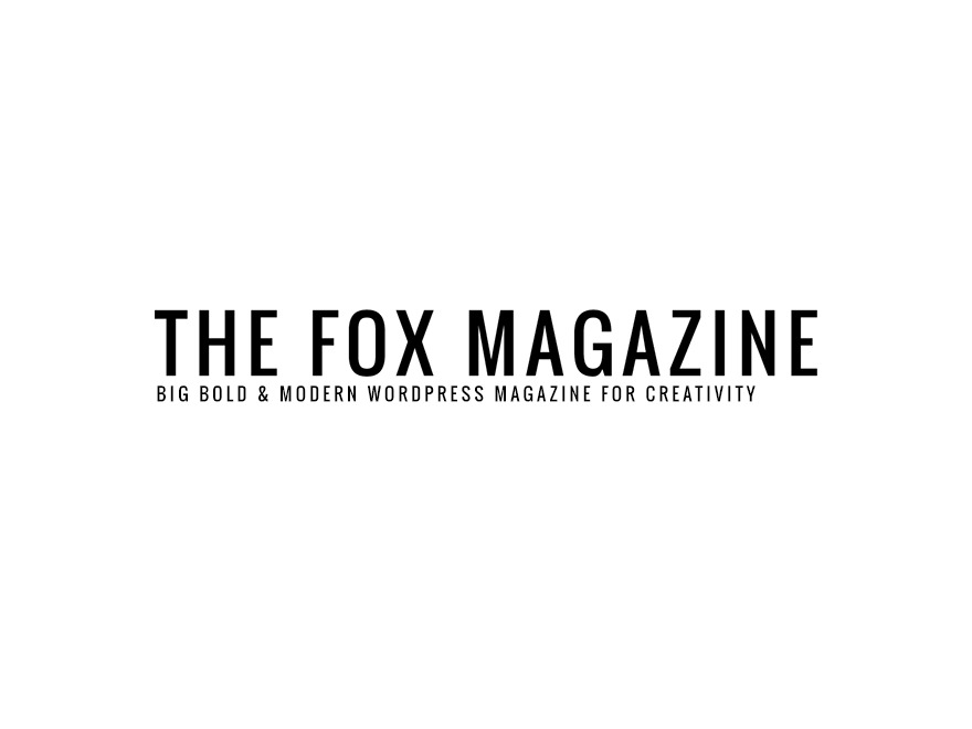 Fox Magazine WordPress news template