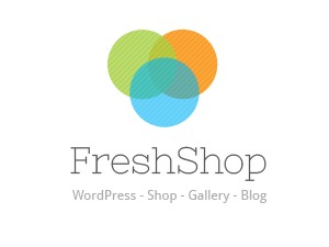 FreshShop WordPress shopping theme