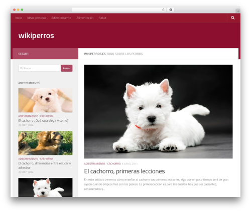 Free WordPress Contact Form 7 plugin - wikiperros.es