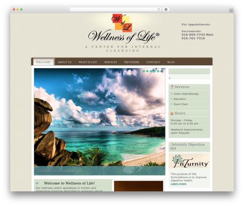 Free WordPress Contact Form 7 plugin - wellnessoflifedavis.com