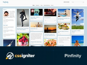 (shared on wplocker.com) Pinfinity theme WordPress