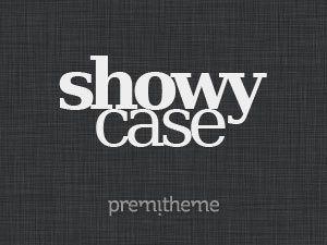 ShowyCase WordPress portfolio template