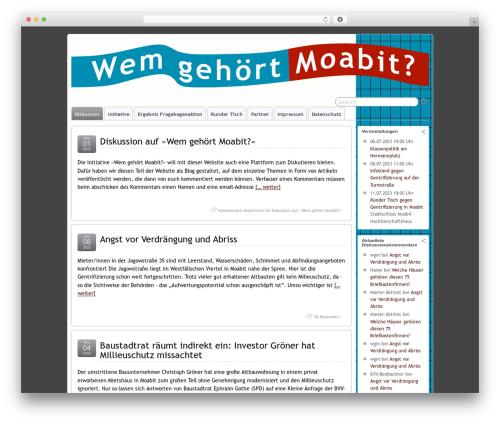 Suffu-scion top WordPress theme - wem-gehoert-moabit.de