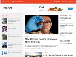 Theme WordPress Insider