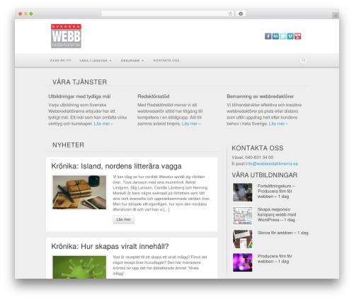 Free WordPress Geolocation plugin - webbredaktorerna.se