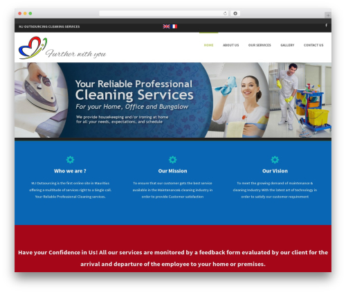 Formation WordPress template free download - mjoutsourcingservices.com