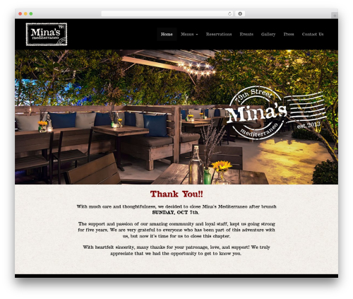 Free WordPress Custom Banners plugin - minasmiami.com