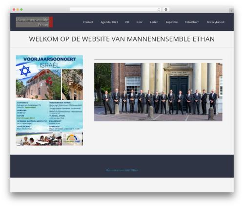 WP template Romana - mannenkoorethan.nl