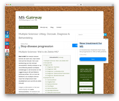 WordPress wp-subscribe-pro plugin - ms-gateway.be
