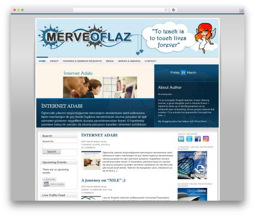 TerranTribune Wordpress Theme theme WordPress - merveoflaz.net