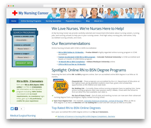 WP template Impacto Child - my-nursing-career.com