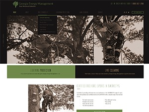 Arborist 2 - V8 WordPress template