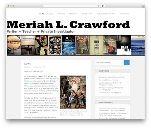 Free WordPress Interactive Content – H5P plugin - meriahcrawford.com
