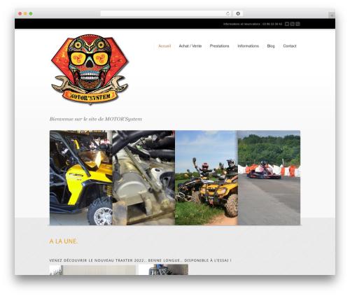 Corona theme WordPress - motor-system.fr