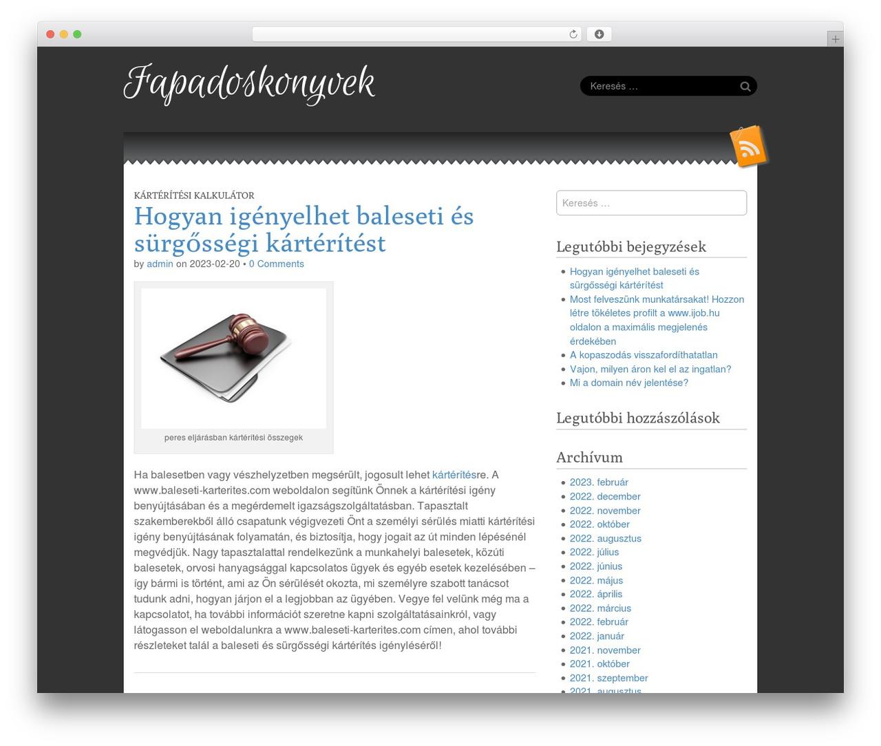 Snowblind WordPress theme download - mester-bolt.hu
