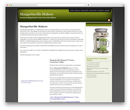 Best WordPress theme Affiliate Internet Marketing theme - margaritavillemakers.com