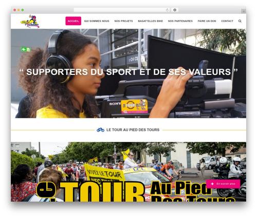 Jupiter template WordPress - media-pitchounes.fr