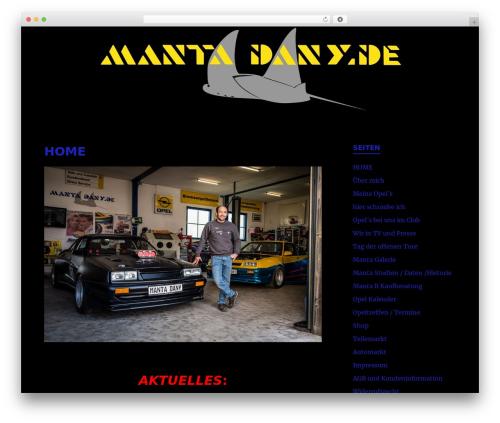 Free WordPress WP-dTree plugin - mantadany.de