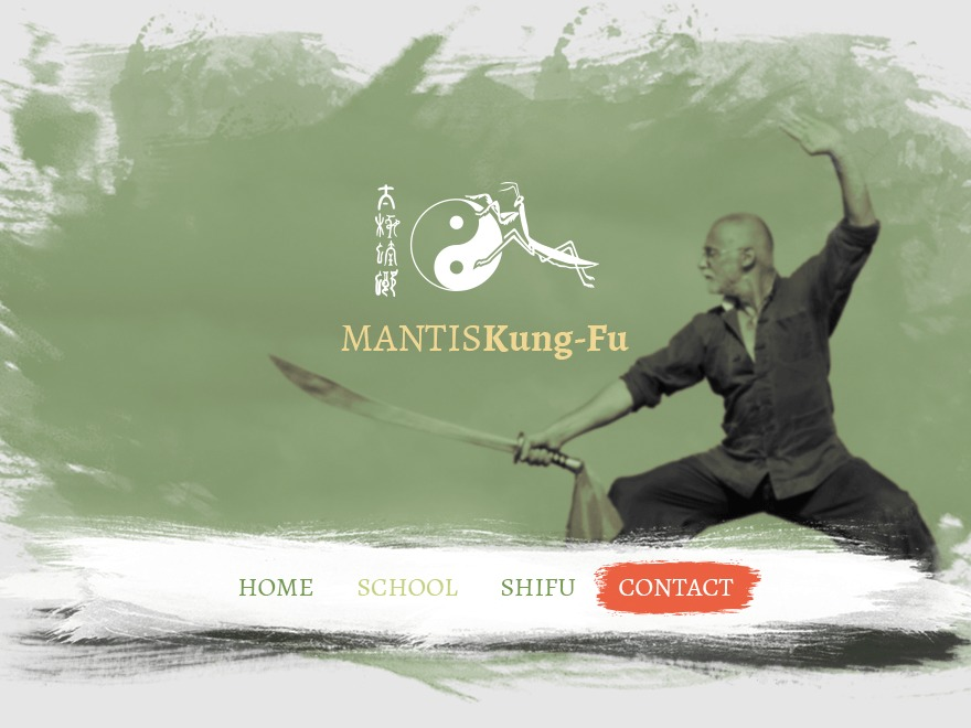 Theme WordPress Mantis