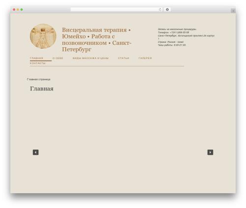 Free WordPress ToTop Link plugin - massage30.info