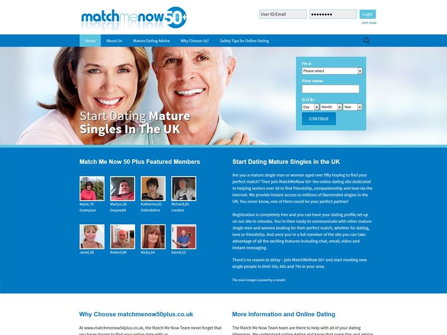 senior dating companionship sites online