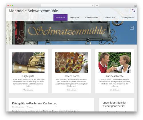 Free WordPress WordPress Countdown Widget plugin - mostraedle.de