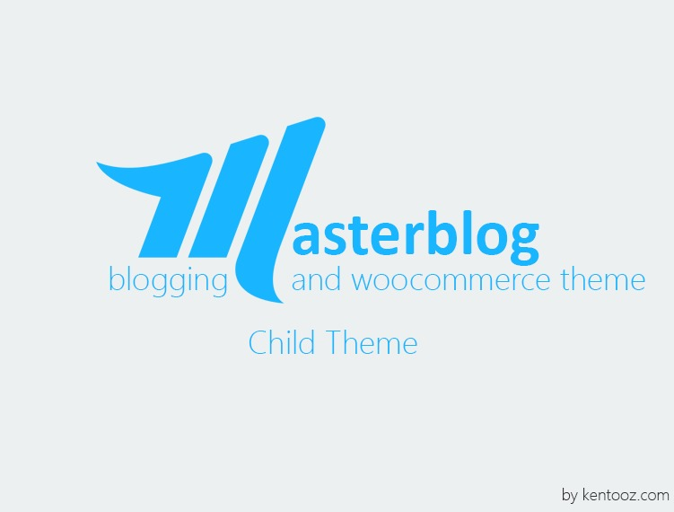 masterblog Child WordPress blog theme
