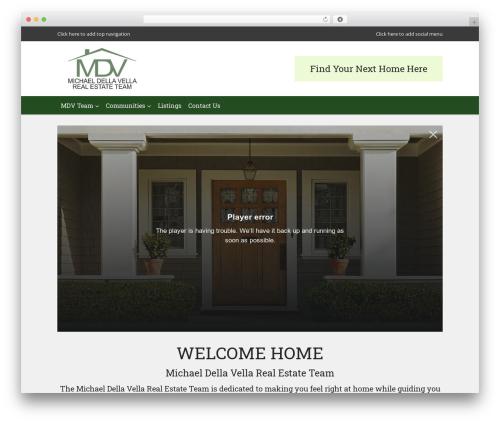 Free WordPress Meks Smart Social Widget plugin - michaeldellavella.com