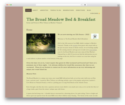 WordPress wp-spamfree plugin - mvbroadmeadowbnb.com