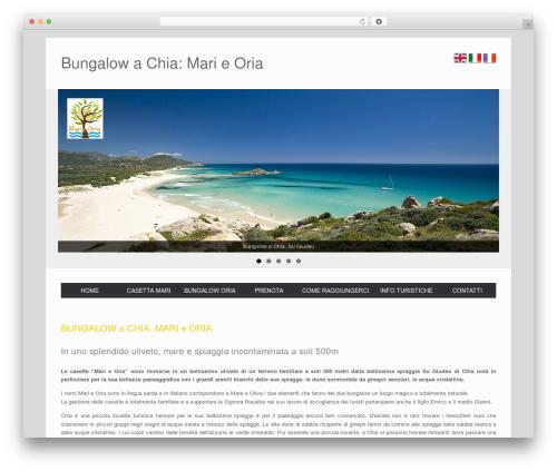 Free WordPress Page Builder by SiteOrigin plugin - marieoria.it