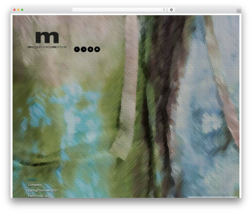 Agora WP theme - metamorfosimilano.com