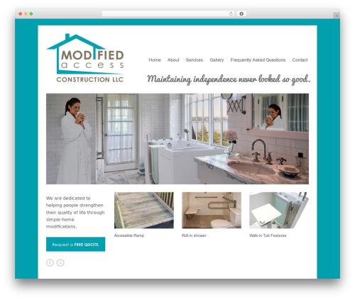 WordPress baslider plugin - modifiedaccess.com