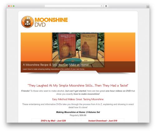 Dzonia Lite best free WordPress theme - moonshinedvd.com
