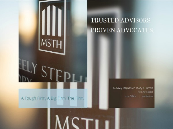 MSTH.com WordPress template