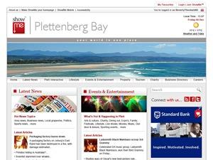 ShowMe Site Template WordPress blog template
